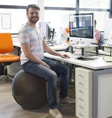 Chair balls