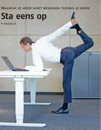NEDERLANDS DAGBLAD - GET OFF THAT DESK CHAIR!