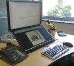 Monitorarm | kies voor een gezonde werkplek bezoek Worktrainer.nl