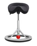 balansstoel back app  zadelkruk zadelstoel | zitten en bewegen achter je bureau af | Worktrainer.nl