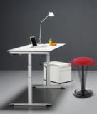 Ongo classic balanskruk Zit gezond met onze ergonomische bureaustoelen | Worktrainer.nl