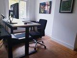 Walkdesk XL Walkdesk l Lopend werken l Worktrainer.nl