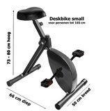 Zadelstang Deskbike Small | kies voor een gezonde werkplek bezoek Worktrainer.nl
