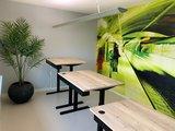 steelforce 370 | zit sta bureau | kies voor een gezonde werkplek bezoek Worktrainer.nl