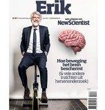 Erik Scherder op Deskbike l Deskbike bureaufiets | Fiets je fit achter je bureau | Worktrainer.nl