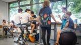 Deskbike bureaufiets Small | Voor in de klas l Fiets je fit achter je bureau | Worktrainer.nl