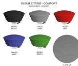 Aeris Swopper Comfort balanskruk kleuren zitting Balanceren achter je werkplek   Worktrainer.nl