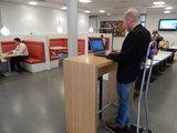 actief werken  ergonomisch kantoormeubilair   Worktrainer.nl