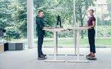 Balansbord   wissel staan en balanceren achter je bureau af   Worktrainer.nl