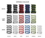 Veer kleuren Aeris Swopper - Wol Capture grijs - balanskruk  | Worktrainer.nl