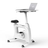 Flexispot Wit Bureaufiets | kies voor een gezonde werkplek bezoek Worktrainer.nl