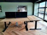 SteelForce 670 zit sta bureau | Kies voor een gezonde werkplek | Bezoek Worktrainer.nl