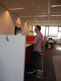 bewegend werken   ergonomisch kantoormeubilair   Worktrainer.nl
