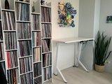 Zit sta bureau Y desk   kies voor een gezonde werkplek bezoek Worktrainer.nl
