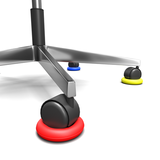 Ring anti slip bureaustoel worktrainer.nl
