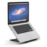 Laptopverhoger opvouwbaar worktrainer.nl