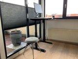Klein zit-sta bureau | StudyDesk | Gezonde Thuiswerkplek