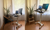 Home office - Small Electric Sit-Stand Desk - Updesk High