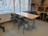Manual Sit-Stand Desk - AluForce 140HC - Worktrainer.com