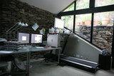 Walkdesk sit stand desk  - Walkdesk WTB600 Worktrainer.com