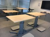 Electric Sit-Stand Table - Conset 501/19