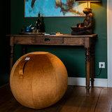 Sitting ball VLUV VARM   Ergonomic ball   Fitness ball   Worktrainer.com