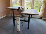 Cable Tray Valley | Tidy up cables under your desk | Worktrainer.com