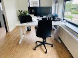 Aluforce 140 bureau   wissel staan en zitten achter je bureau af   Worktrainer.nl