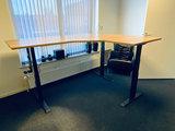 computer houder Easy Worktrainer.nl