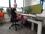 trappen op het werk | mini bike | fietsen aan je bureau | Worktrainer.nl
