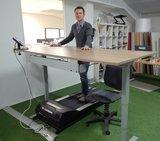 Walkdesk XL loopband Walkdesk l Lopend werken l Worktrainer.nl
