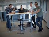 ZIT-STA BUREAU HANDMATIG - A110 | Worktrainer.nl