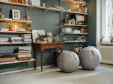 Design bal | ergonomische zitballen | blijf in beweging op werk | Worktrainer.nl