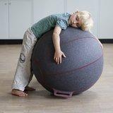 vluv woonkamer setting   ergonomische zitballen   blijf in beweging op werk   Worktrainer.nl