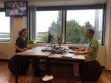 Actief zitten bij Ahold Online | Balanceren achter je bureau | blijf in beweging | Worktrainer.nl