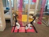 parkeerplaats Deskbike | kies voor een gezonde werkplek bezoek Worktrainer.nl