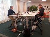 Deskbike Magnus l Deskbike bureaufiets | Fiets je fit achter je bureau | Worktrainer.nl