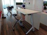 Y desk bureaufiets l Deskbike bureaufiets | Fiets je fit achter je bureau | Worktrainer.nl