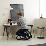 schommelstoel bureau | kies voor een gezonde werkplek bezoek Worktrainer.nl