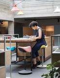Varier motion  | zitten en bewegen achter je bureau | Worktrainer.nl