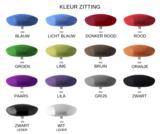 Ongo beschikbare kleuren | ergonomische balansstoelen | Worktrainer.nl