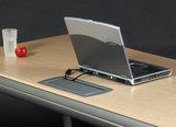 Stroom voor Lpatop alle accessoires bij je zit-sta bureau koop je online bij Worktrainer.nl