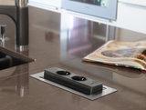 integreren elektra in bureau   accessoires voor je werkplek bezoek Worktrainer.nl