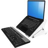 Laptop standaard TH 450 alle accessoires bij je zit-sta bureau koop je online bij Worktrainer.nl