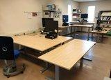 S670 zit sta bureaus | kies voor een gezonde werkplek bezoek Worktrainer.nl