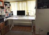 Ydesk zit sta bureau | kies voor een gezonde werkplek bezoek Worktrainer.nl
