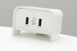 Chip on desk wit   accessoires voor je werkplek bezoek Worktrainer.nl