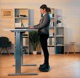 stabord balanceren hovoboard Gezond staan achter je bureau met onze ergonomische balansborden | Worktrainer.nl