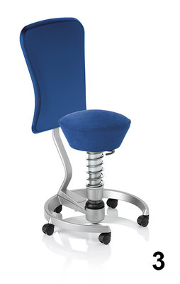 Swopper Work - Office chair