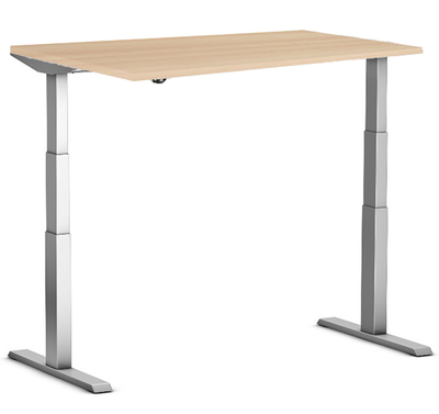 Sit-stand desk S670 - MEMORY DISPLAY